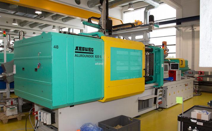 Arburg 820 S 4000 2100